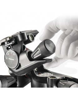 Manfrotto XPRO Geared detalle