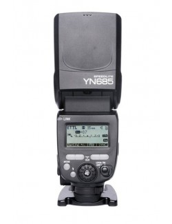 Flash YN 685 Nikon LCD